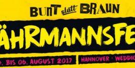 Fährmannsfest 2017 – erst abgesoffen, dann doch im vollen Umfang
