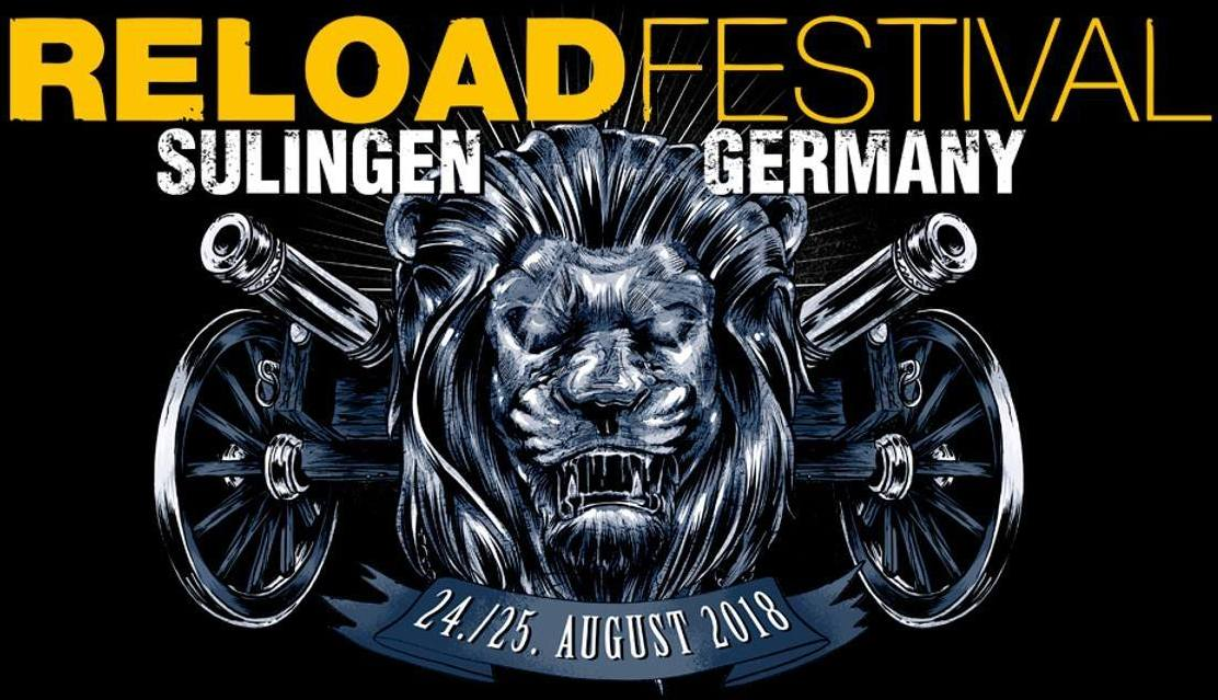 Reload Festival - leider ohne uns.